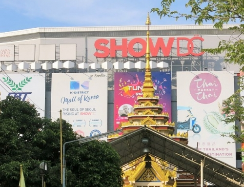 Bangkok – onko Show DC korealaisten moka?