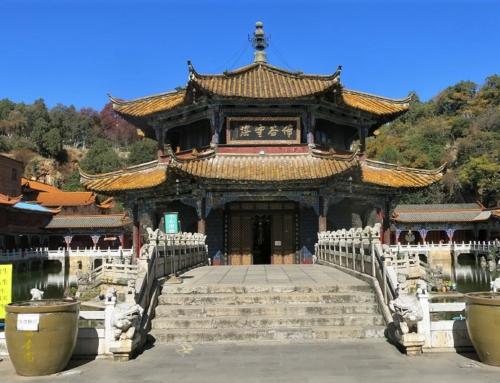 Kunming – vihdoinkin!