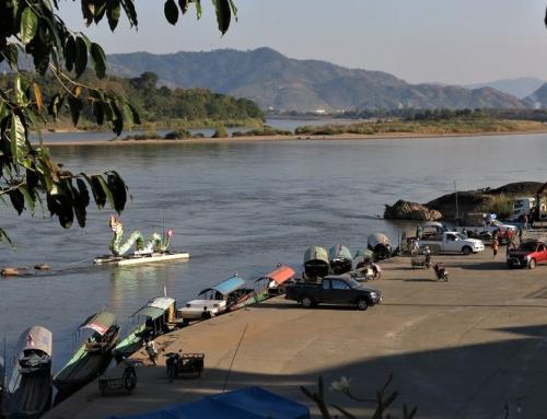 Mekongilta Bangkokiin
